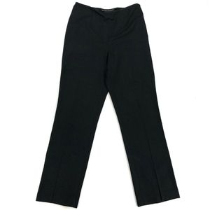 RALPH LAUREN Black Label Pants Charcoal Black 8